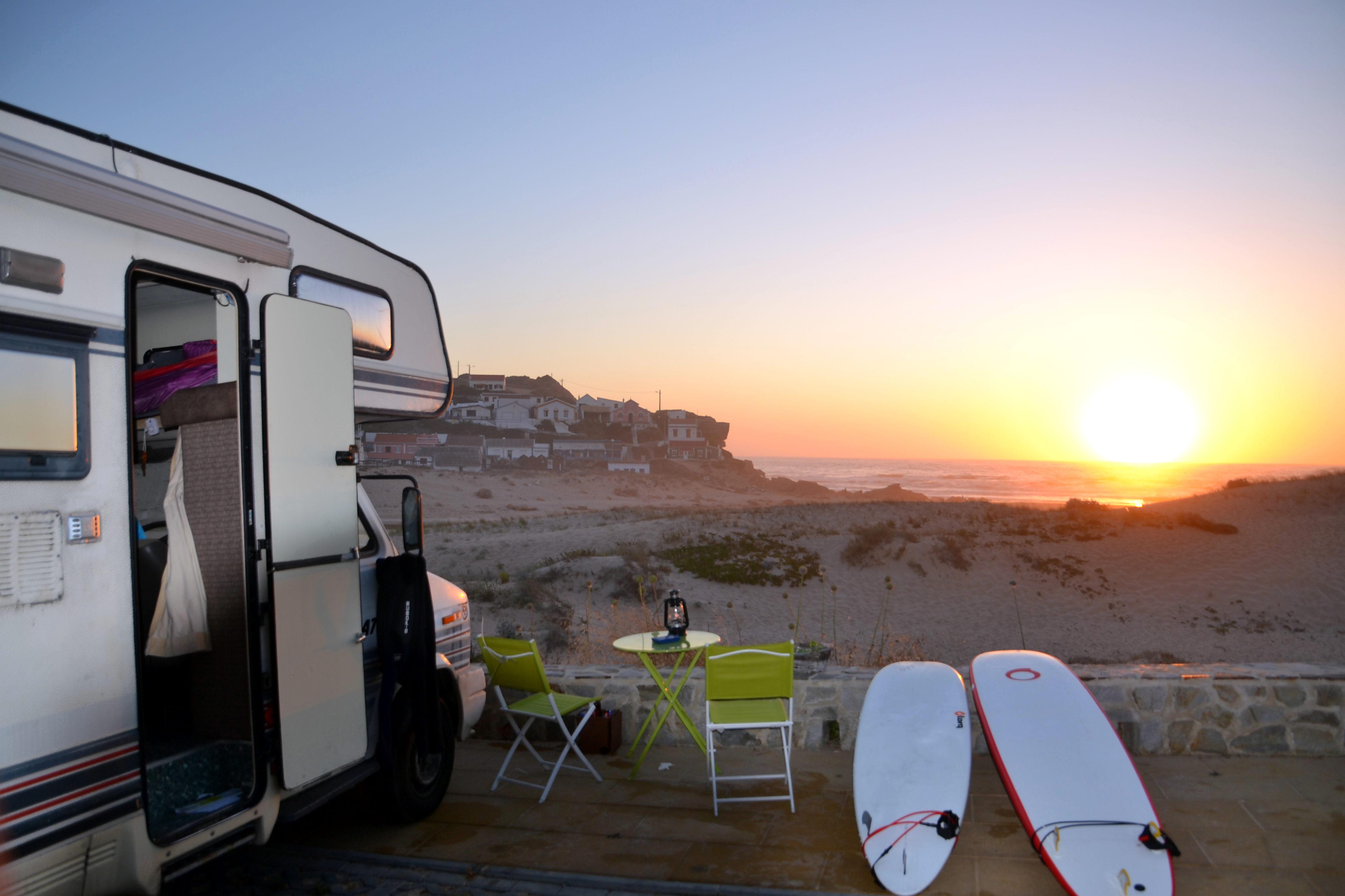 Die 11 Essentials für deinen Camper