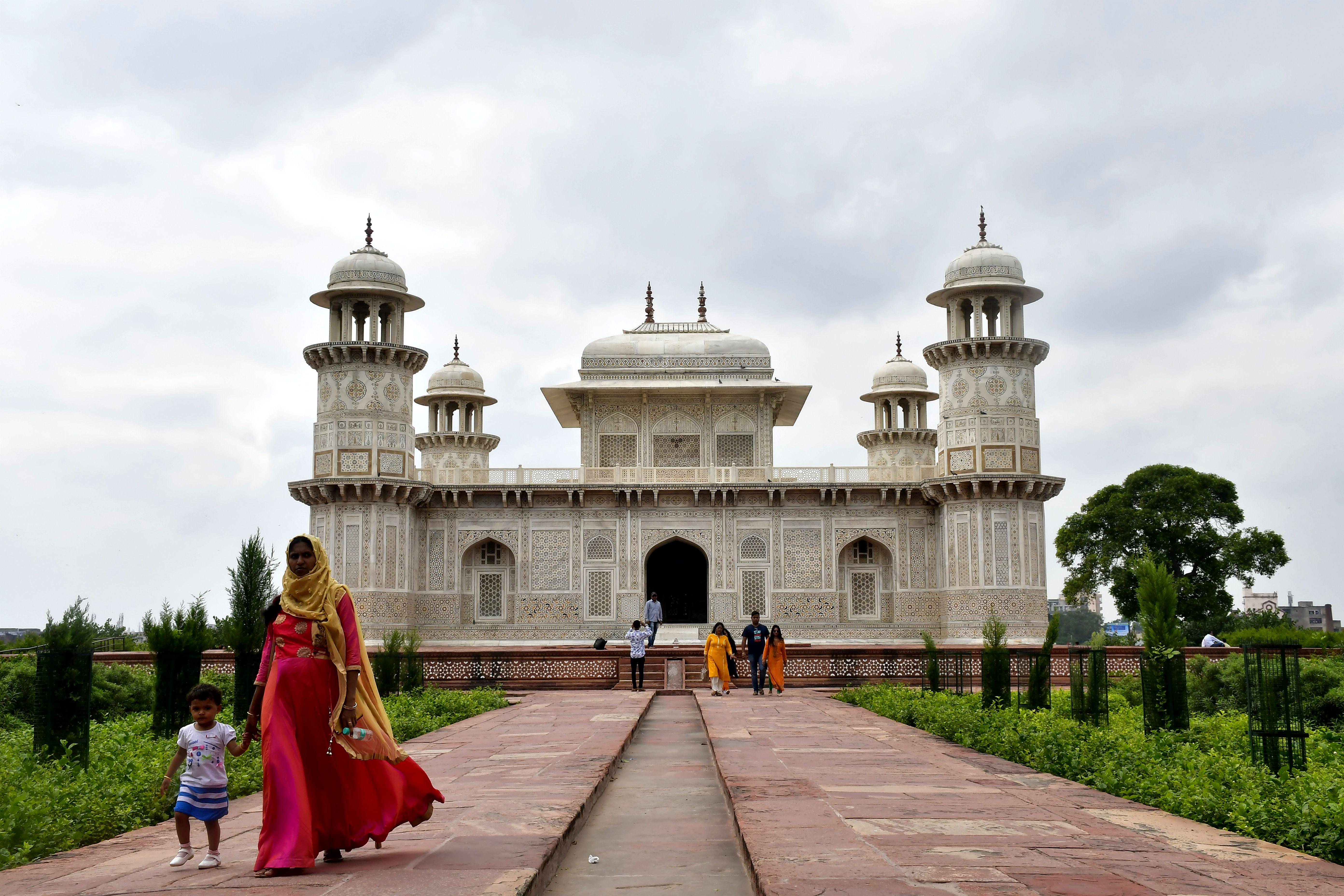 Was man in Agra noch macht, außer den Taj Mahal zu besuchen